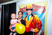 Ringling Bros. and Barnum & Bailey Circus Fully Charged Opening Night VIP Party at Verizon Center