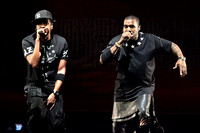 Jay-Z and Kanye West's 'Watch the Throne' Tour at Verizon Center
