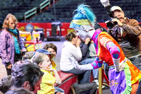Goldman Sachs at Ringling Bros. and Barnum & Bailey Circus Fully Charged